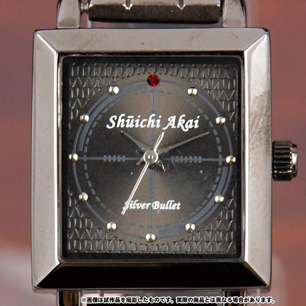 ムービック新着!【再販売分】名探偵コナン 腕時計・赤井秀一モデル 予約開始! グッズ新作速報