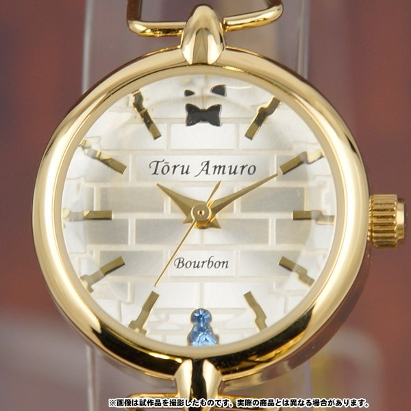 ムービック新着!【再販売分】名探偵コナン 腕時計・安室透モデル 予約開始! グッズ新作速報
