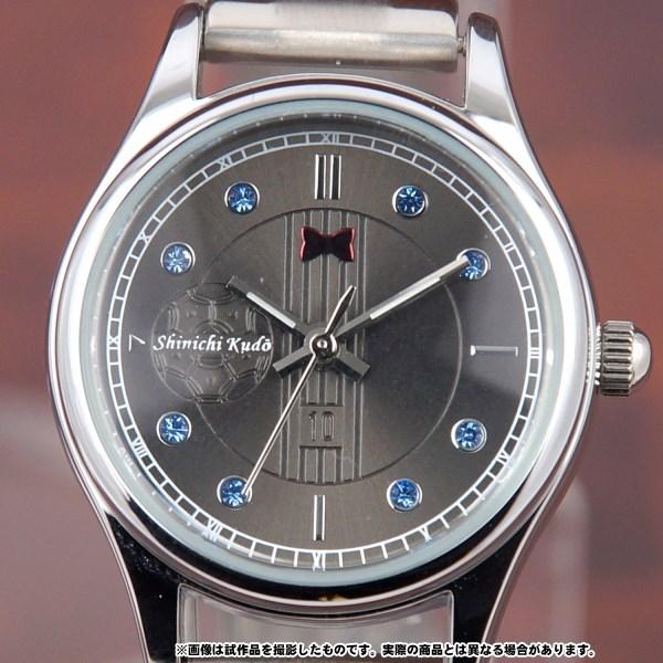 ムービック新着!【再販売分】名探偵コナン 腕時計・工藤新一モデル 予約開始! グッズ新作速報