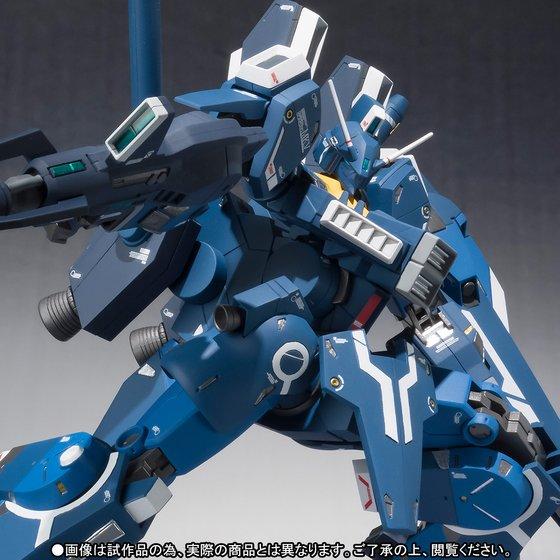 新着!【プレバン】ROBOT魂(Ka signature) 〈SIDE MS〉 ガンダムMk-V マーキングプラス Ver. グッズ新作情報