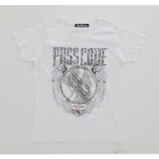 新着!【プレバン】Musikleidung PassCode Tシャツ 白 【2次受注4月発送分】 グッズ新作情報