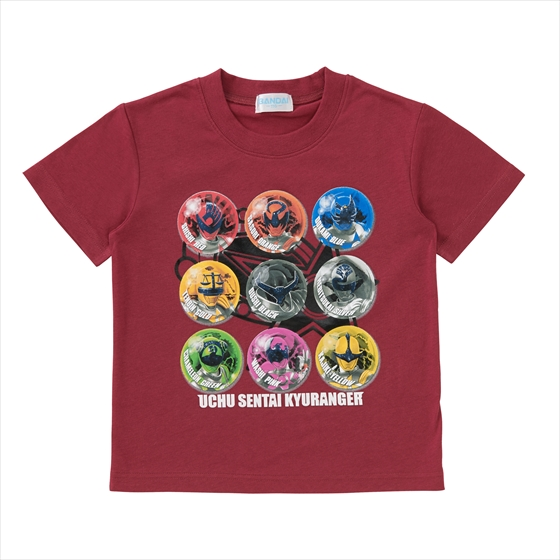 プレミアムバンダイ新着!宇宙戦隊キュウレンジャー TシャツセレクションリアルグラフィックA グッズ新作情報