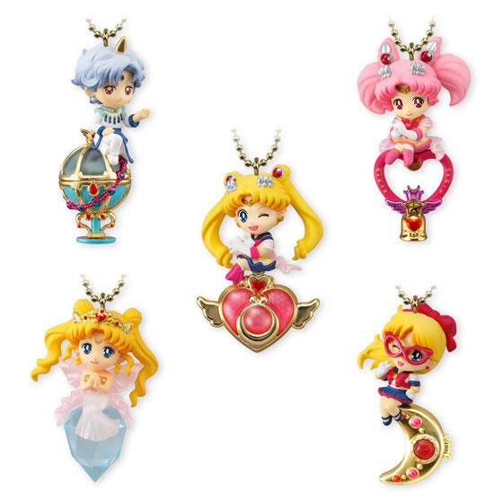美少女戦士セーラームーン Twinkle Dolly セーラームーン4 10個入りBOX (食玩) グッズ新作情報