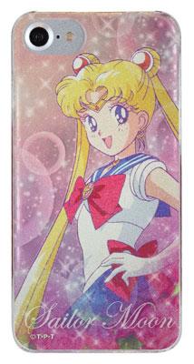 美少女戦士セーラームーン iPhone 7対応 キャラクタージャケット セーラームーン (SLM-63A) グッズ新作情報