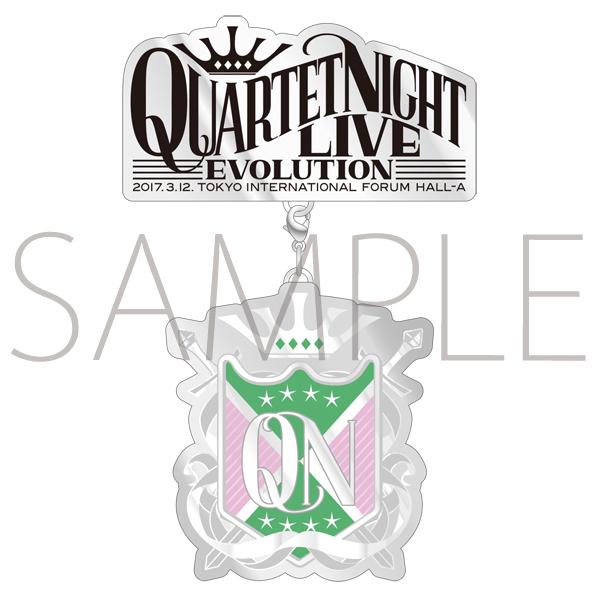 ムービック新着!うたの☆プリンスさまっ♪QUARTET NIGHT LIVEエボリューション2017 ブローチ 嶺二