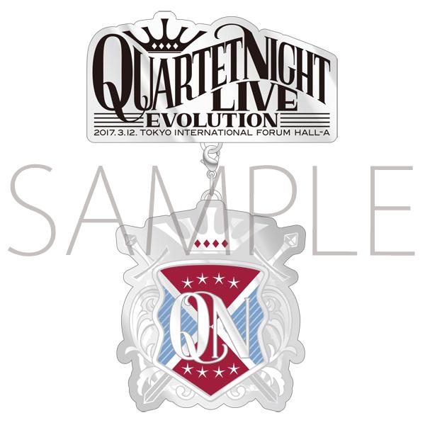 ムービック新着!うたの☆プリンスさまっ♪QUARTET NIGHT LIVEエボリューション2017 ブローチ 蘭丸