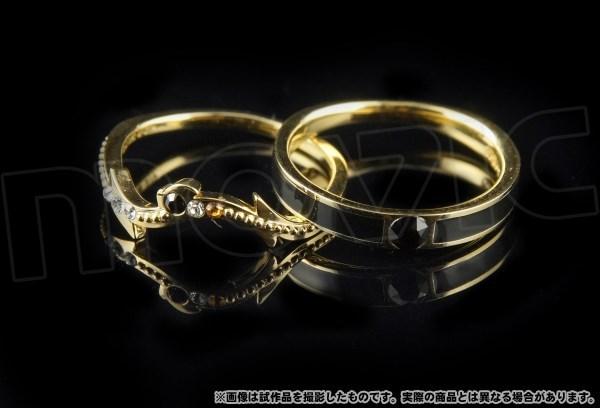 ムービック新着!【13号】新テニスの王子様 真田指輪 ~SANADA Birthday Ring~ 【受注生産限定】 新作グッズ情報