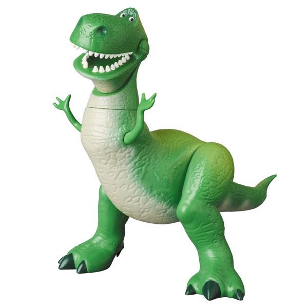 あみあみ新着!ウルトラディテールフィギュア No.368 UDF Pixar シリーズ2 トイ・ストーリー レックス 新作グッズ予約情報