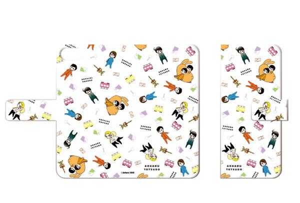 あみあみ新着!「青春鉄道」手帳型スマホケース A(iPhone6Plus/6sPlus/7Plus) グッズ新作速報