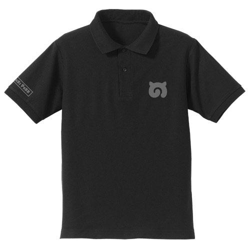 あみあみ新着!けものフレンズ ジャパリパーク ポロシャツ/BLACK-M 新作グッズ情報