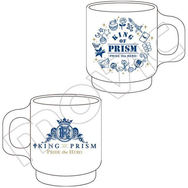 ムービック新着!#キンプリ #キンプリ KING OF PRISM -PRIDE the HERO- マグカップ グッズ新着情報