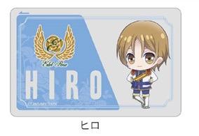 ホビーストック新着!  #キンプリ #キンプリ KING OF PRISM -PRIDE the HERO- ICカードステッ