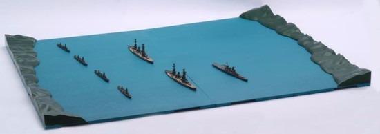 ホビーストック新着! フジミ模型 1/3000 集める軍艦シリーズ No.6 捷 新作グッズ情報