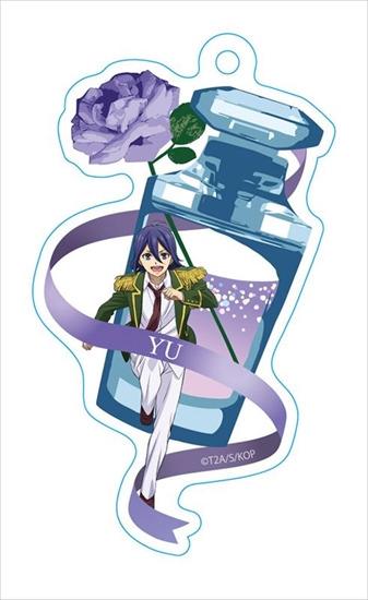 ホビーストック新着!  #キンプリ #キンプリ KING OF PRISM -PRIDE the HERO- 香水瓶型アクリ 新作グッズ予約速報