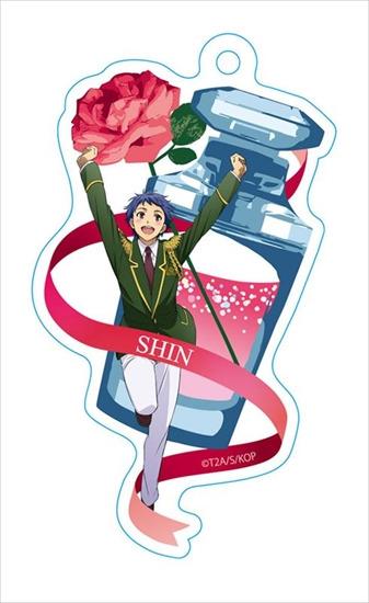 ホビーストック新着!  #キンプリ #キンプリ KING OF PRISM -PRIDE the HERO- 香水瓶型アクリ グッズ新作速報