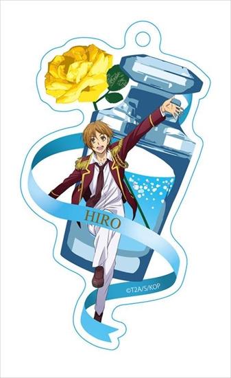 ホビーストック新着!  #キンプリ #キンプリ KING OF PRISM -PRIDE the HERO- 香水瓶型アクリ グッズ新着情報