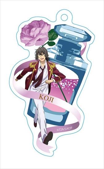 ホビーストック新着!  #キンプリ #キンプリ KING OF PRISM -PRIDE the HERO- 香水瓶型アクリ
