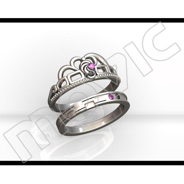 ムービック新着!【9号】新テニスの王子様 木手指輪~KITE Birthday Ring~【受注生産限定】