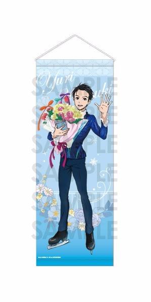 ホビーストック新着! ユーリ!!! on ICE タペストリー ~with flowers