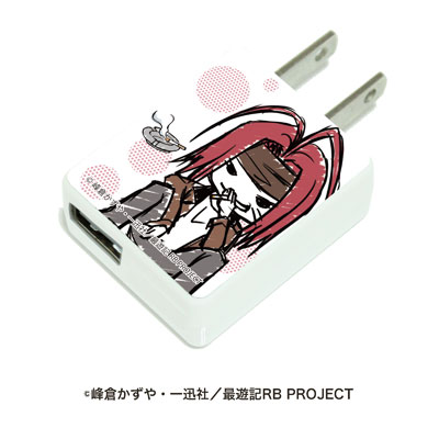 あみあみ新着!キャラアダ「最遊記RELOAD BLAST」03/沙悟浄(グラフアート)