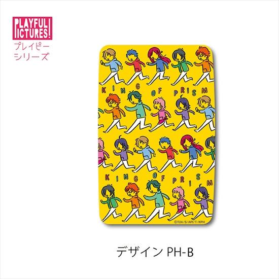 ホビーストック新着! #キンプリ #キンプリ KING OF PRISM カードケース PH-B グッズ新作速報