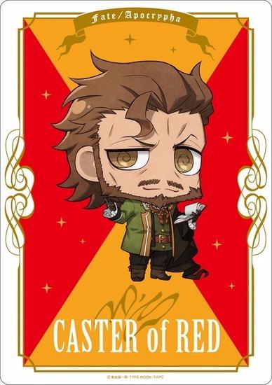 ホビーストック新着! Fate/Apocrypha マウスパッド 赤のキャスター グッズ新着情報