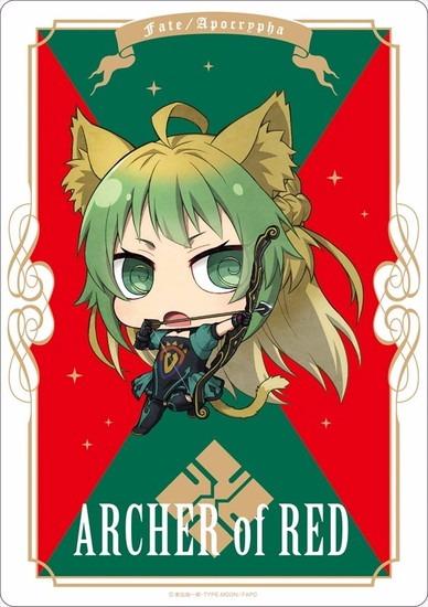 ホビーストック新着! Fate/Apocrypha マウスパッド 赤のアーチャー グッズ新着情報