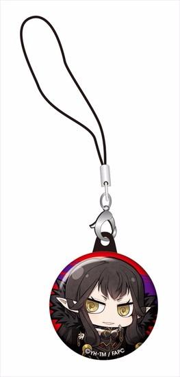 ホビーストック新着! Fate/Apocrypha 缶ストラップ 赤のアサシン 新作グッズ予約情報