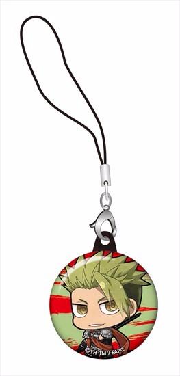 ホビーストック新着! Fate/Apocrypha 缶ストラップ 赤のライダー 新作グッズ情報