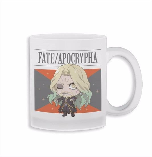 ホビーストック新着! Fate/Apocrypha グラスマグカップ 黒のランサー グッズ新作速報