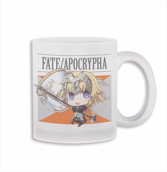 ホビーストック新着! Fate/Apocrypha グラスマグカップ ルーラー グッズ新作速報