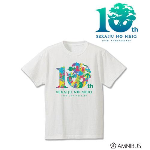 あみあみ新着!世界樹の迷宮 10th Anniversary Tシャツ/メンズ(サイズ/XL) 新作グッズ予約速報