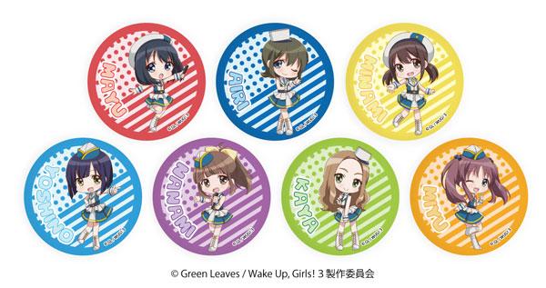 あみあみ新着!缶バッジ「Wake Up,Girls!新章」01/ 7個入りBOX グッズ新作速報
