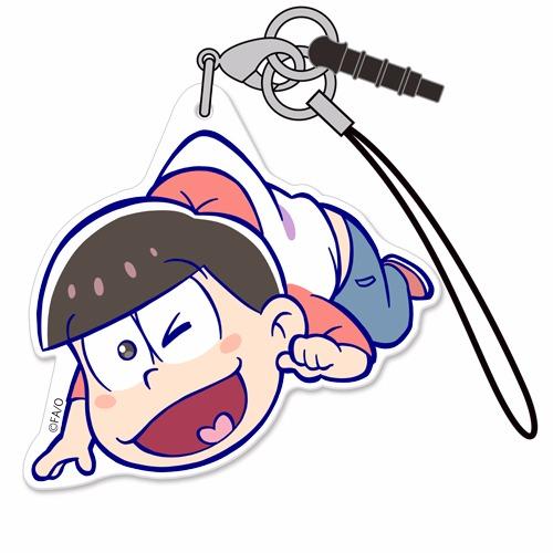 ホビーストック新着!  ##おそ松さん おそ松 アクリルつままれストラップ グッズ新着情報