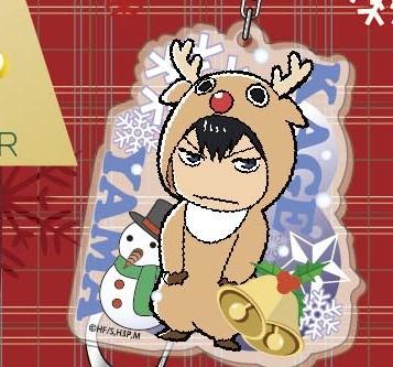 ホビーストック新着!  #ハイキュー !! クリスマスシリーズ アクリルビ グッズ新作速報