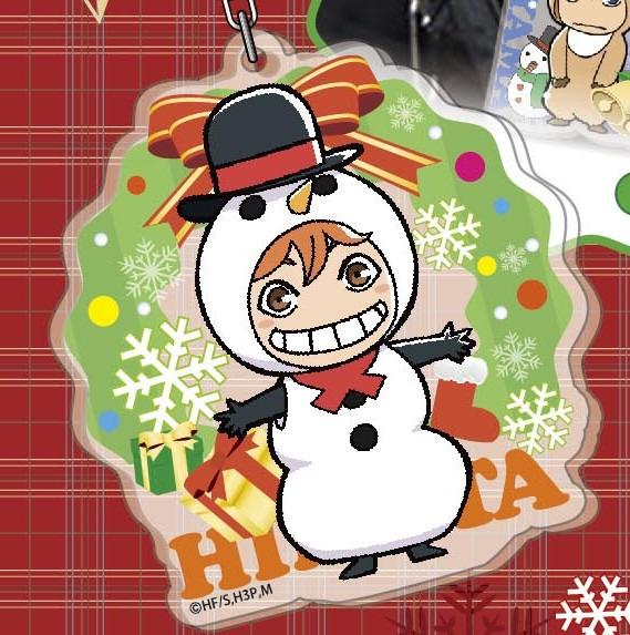 ホビーストック新着!  #ハイキュー !! クリスマスシリーズ アクリルビ 新作グッズ予約情報