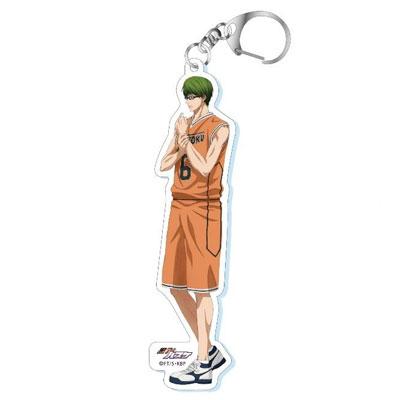 あみあみ新着!##黒子のバスケ アクリルキーホルダーD(緑間) 新作グッズ情報