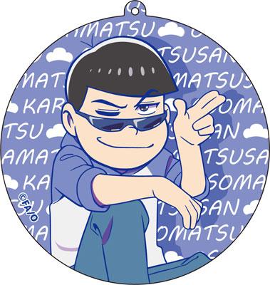 あみあみ新着!##おそ松さん デカクリーナー カラ松 ラグランver.