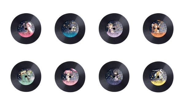 あみあみ新着!マギアレコード 魔法少女まどか☆マギカ外伝 レコードコースター 8個入りBOX 新作グッズ予約情報