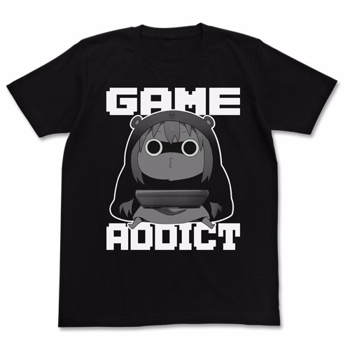 ホビーストック新着! 干物妹!うまるちゃんR ゲーム中毒うまるTシャツ 新作グッズ情報
