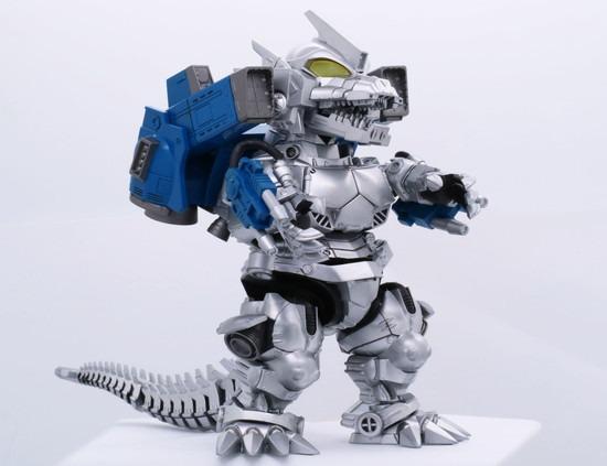 ホビーストック新着! フジミ模型 チビマルゴジラシリーズNo.5 メカゴ 新作グッズ予約速報