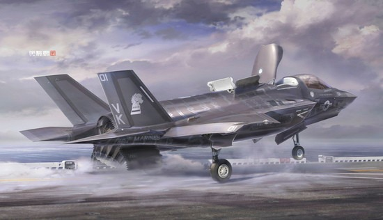 ホビーストック新着! ハセガワ 1/72 F-35 ライトニング2 B型 U.S.マリ 新作グッズ情報